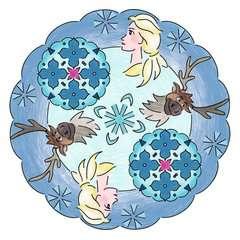 Mandala - midi - Disney La Reine des Neiges 2 - Image 11 - Cliquer pour agrandir