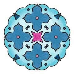 Mandala - midi - Disney La Reine des Neiges 2 - Image 4 - Cliquer pour agrandir