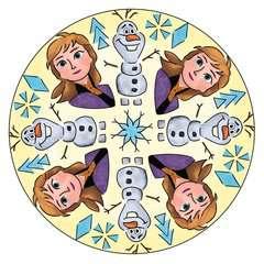 Mandala - midi - Disney La Reine des Neiges 2 - Image 7 - Cliquer pour agrandir