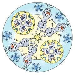 Mandala - midi - Disney La Reine des Neiges 2 - Image 10 - Cliquer pour agrandir