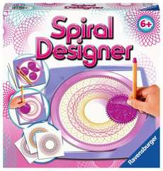 Spiral Designer Midi Girl - Image 1 - Cliquer pour agrandir