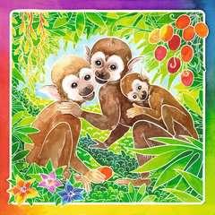 Süße Dschungeltiere - Bild 3 - Klicken zum Vergößern