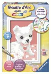 Petit Chihuahua Loisirs créatifs;Peinture - Numéro d'Art - Image 1 - Ravensburger