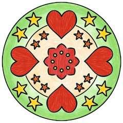 Mandala Designer® Disney Princess - imagen 2 - Haga click para ampliar