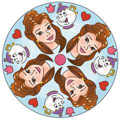 2 in 1 Mandala-Designer® Disney Princess - image 5 - Click to Zoom