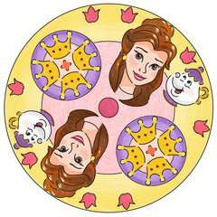 2 in 1 Mandala-Designer® Disney Princess - image 10 - Click to Zoom