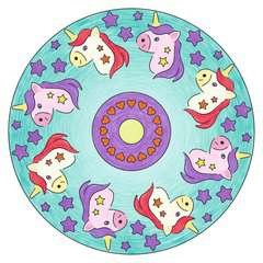 Midi Mandala-Designer 2 in 1 - Unicorn - image 7 - Click to Zoom
