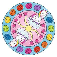 Mini Mandala-Designer®  Unicorn - image 3 - Click to Zoom