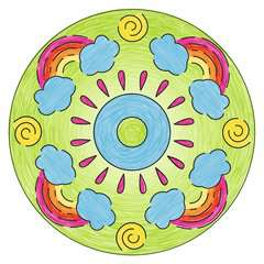 Mini Mandala-Designer®  Unicorn - image 5 - Click to Zoom