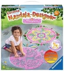 Outdoor Mandala- Designer® Princess - image 1 - Click to Zoom