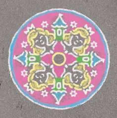 Outdoor Mandala- Designer® Princess - image 2 - Click to Zoom