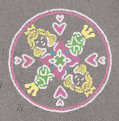 Outdoor Mandala- Designer® Princess - image 4 - Click to Zoom