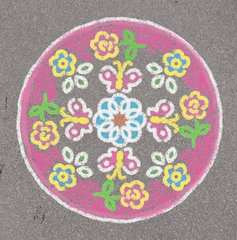 Outdoor Mandala- Designer® Princess - image 6 - Click to Zoom