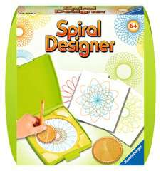 Spiral Designer Mini vert - Image 1 - Cliquer pour agrandir