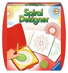 Spiral Designer - Rouge - Image 1 - Cliquer pour agrandir