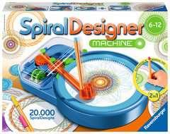 Spiral-Designer-Maschine - Bild 1 - Klicken zum Vergößern