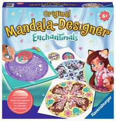 Mandala Designer® Enchantimals - Bild 1 - Klicken zum Vergößern