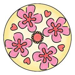 Mandala - midi - Enchantimals - Image 7 - Cliquer pour agrandir
