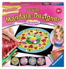 Metallic Mandala-Designer Romantic - Image 1 - Cliquer pour agrandir