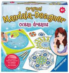 2in1 Mandala-Designer® Ocean Dreams - Image 1 - Cliquer pour agrandir