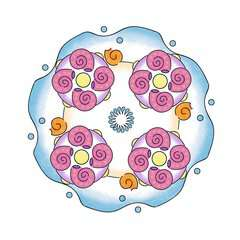 2in1 Mandala-Designer® Ocean Dreams - Image 2 - Cliquer pour agrandir