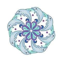 2in1 Mandala-Designer® Ocean Dreams - Image 3 - Cliquer pour agrandir