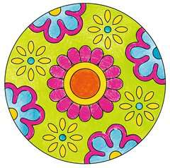Mini Mandala-Designer® Flower Power - image 2 - Click to Zoom