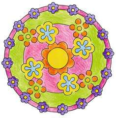Mini Mandala-Designer® Flower Power - image 5 - Click to Zoom