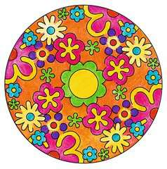 Mini Mandala-Designer® Flower Power - image 6 - Click to Zoom