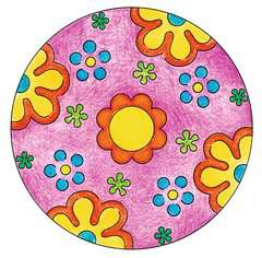 Mini Mandala-Designer® Flower Power - image 9 - Click to Zoom