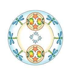 2in1 Mandala-Designer® Horses - image 3 - Click to Zoom