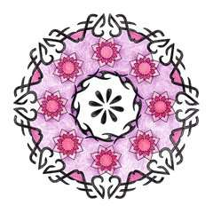 2-in-1 Mandala-Designer® Tattoo - image 8 - Click to Zoom