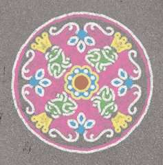 Outdoor Mandala-Designer®: Princess - image 2 - Click to Zoom
