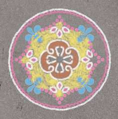 Outdoor Mandala-Designer®: Princess - image 4 - Click to Zoom