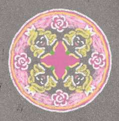 Outdoor Mandala-Designer®: Princess - image 6 - Click to Zoom