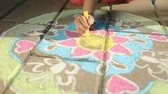 Outdoor Mandala-Designer Fairy Dreams - image 5 - Click to Zoom