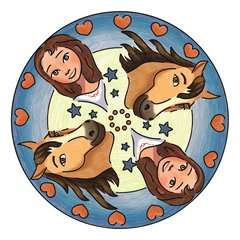 Mini Mandala Designer® Spirit - Bild 4 - Klicken zum Vergößern