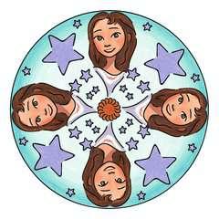 Mini Mandala Designer® Spirit - Bild 6 - Klicken zum Vergößern
