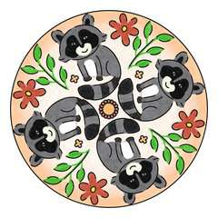 mini Mandala-Designer® - Cute Animals - image 2 - Click to Zoom