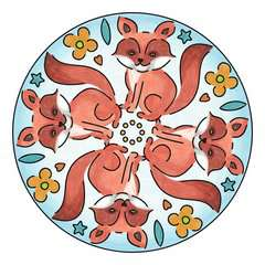 mini Mandala-Designer® - Cute Animals - image 5 - Click to Zoom