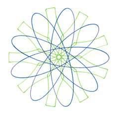 Spiral Designer Mini turquoise - Image 6 - Cliquer pour agrandir