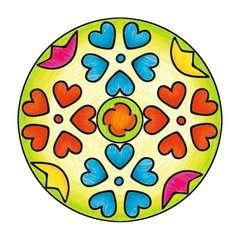 Mandala  - midi - Flowers & butterflies - Image 12 - Cliquer pour agrandir