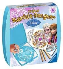 Mini Mandala-Designer Frozen - Bild 1 - Klicken zum Vergößern
