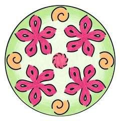 Mandala - midi - Disney Vaiana - Image 4 - Cliquer pour agrandir