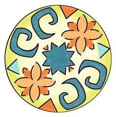 Mandala - midi - Disney Vaiana - Image 5 - Cliquer pour agrandir