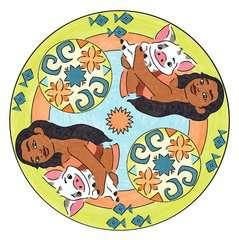Mandala - midi - Disney Vaiana - Image 6 - Cliquer pour agrandir