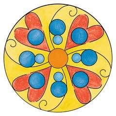 Mini Mandala-Designer Classic - Bild 2 - Klicken zum Vergößern