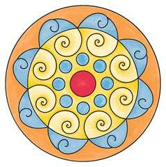 Mini Mandala-Designer Classic - Bild 7 - Klicken zum Vergößern