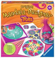 Trollové střední Mandala - image 1 - Click to Zoom