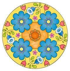 Mandala - Romantic - Image 10 - Cliquer pour agrandir